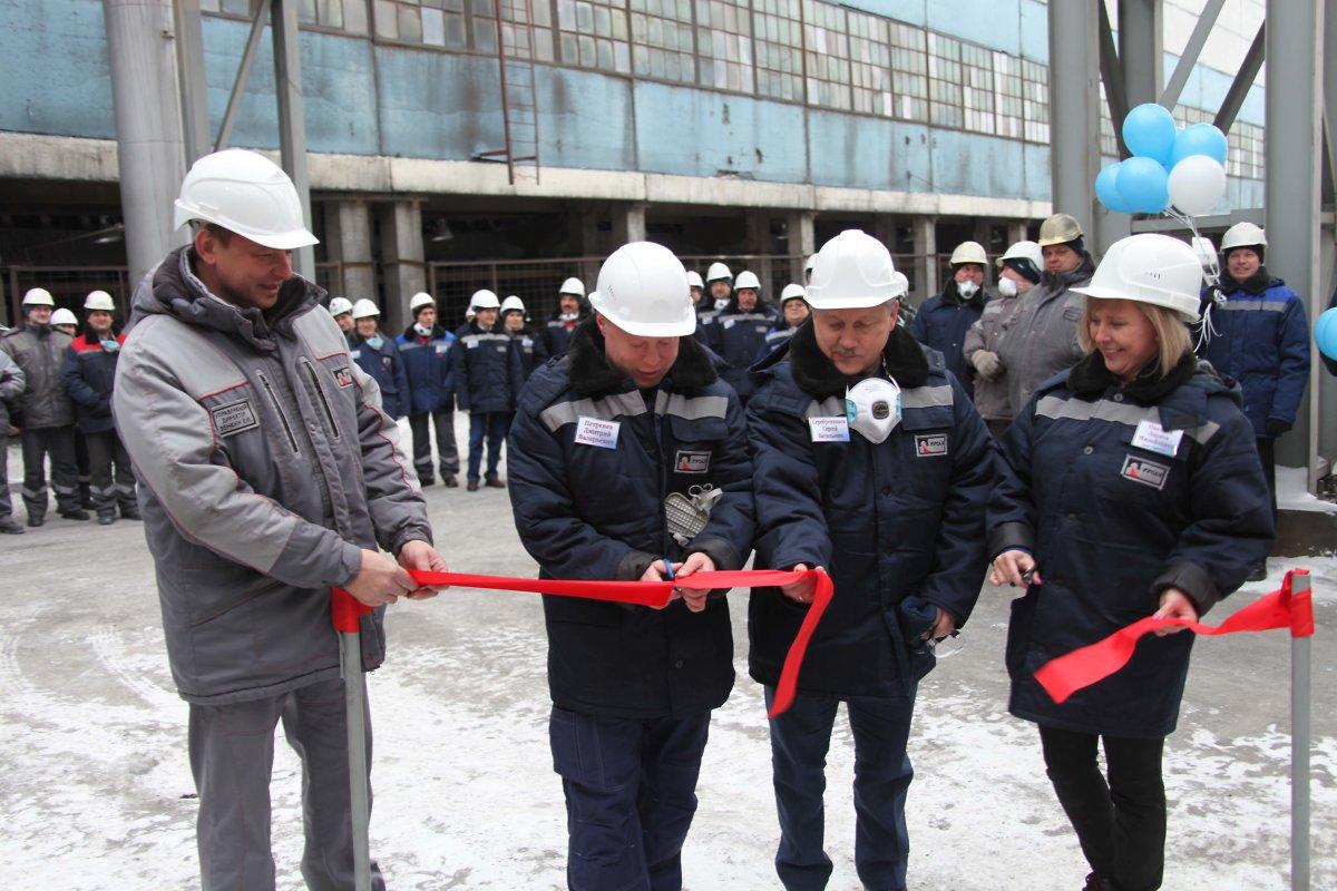 Братский алюминиевый завод ввёл в эксплуатацию очередную высокоэффективную газоочистку