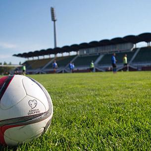 Единственный стадион Киренска реконструируют за два года