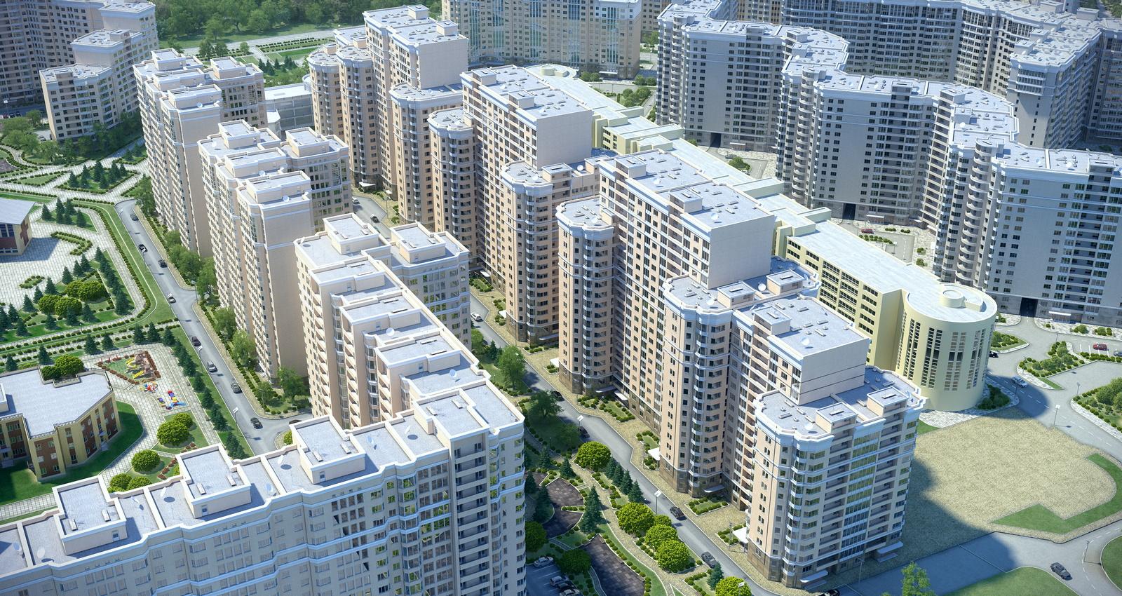 Половина купленных за прошлый год московских квартир досталась приезжим, подсчитали аналитики