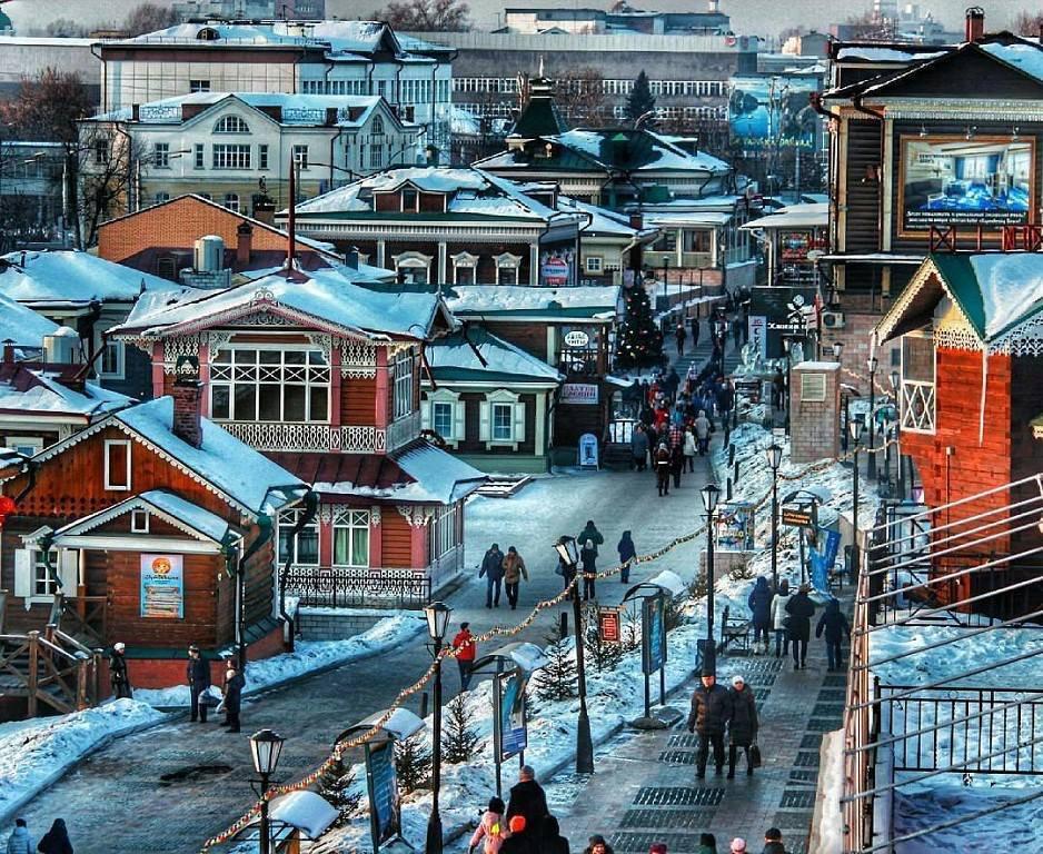 Аналог иркутского 130-го квартала могут построить в Казани