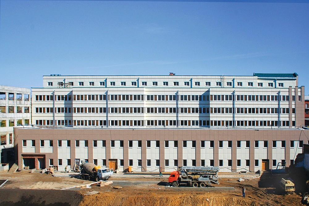 Структура Росатома готова вложить 53% из 5 млрд руб. в корпус онкодиспансера в Иркутске