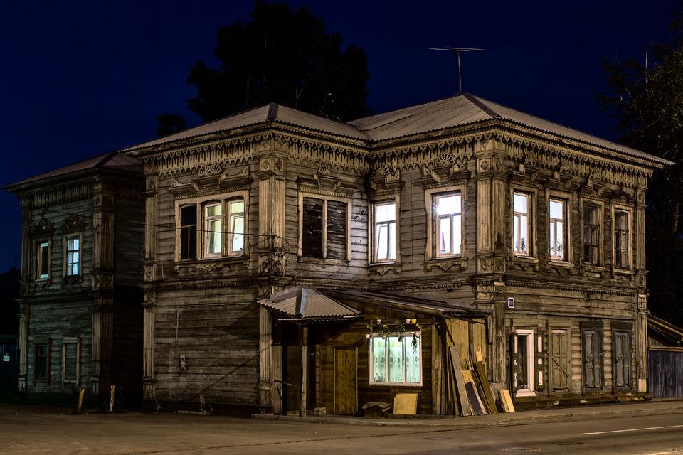 Деревянное наследство. Как живут и погибают старинные особняки в Иркутске