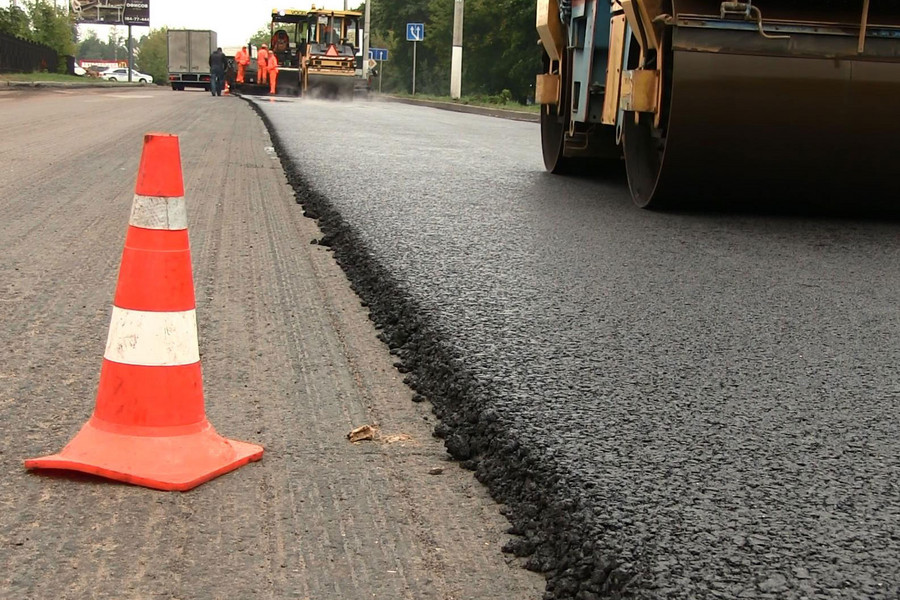 Ремонт дорог в Иркутске закончат до конца сентября
