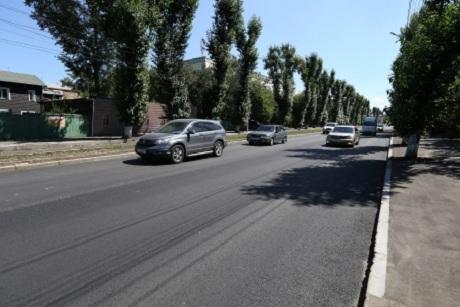 В Иркутске завершается ремонт дорог
