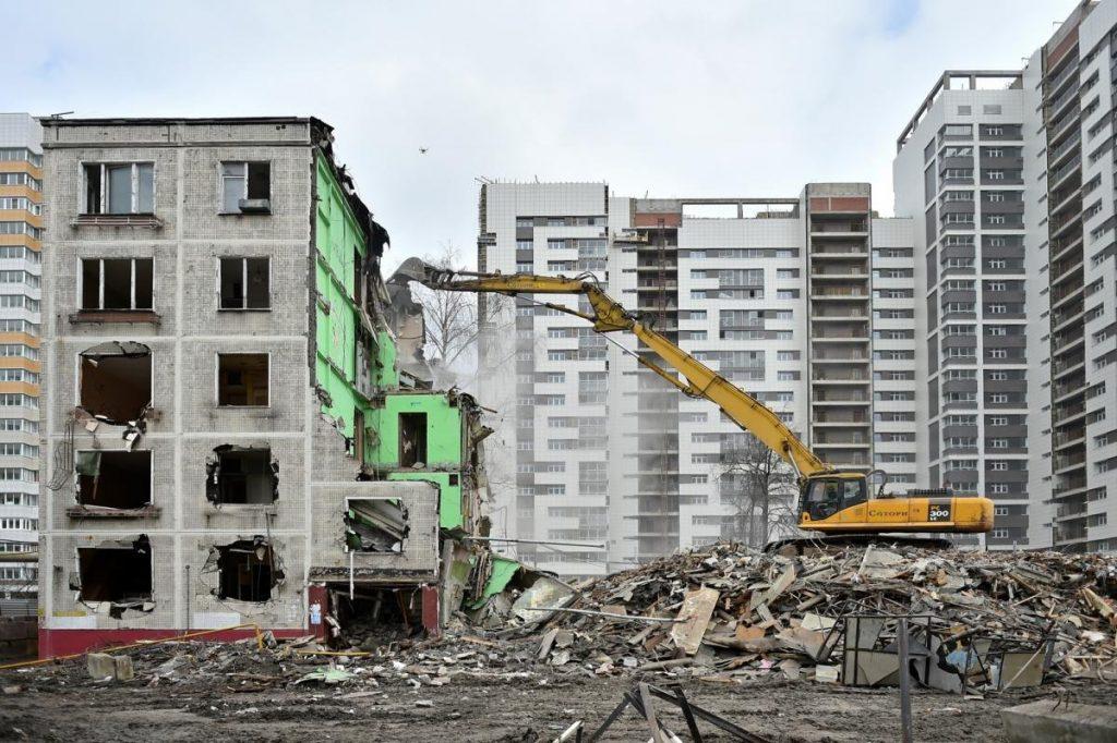 Москва потратит на реновацию в 2019 году 114 млрд рублей